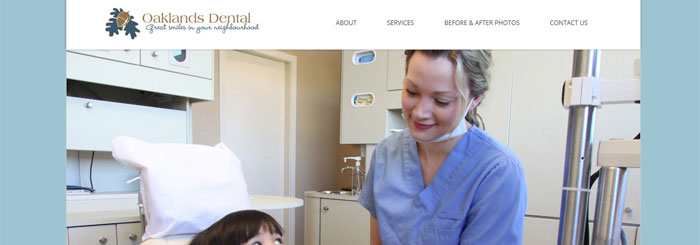 Oaklands-Dental-Web-Design-and-SEO