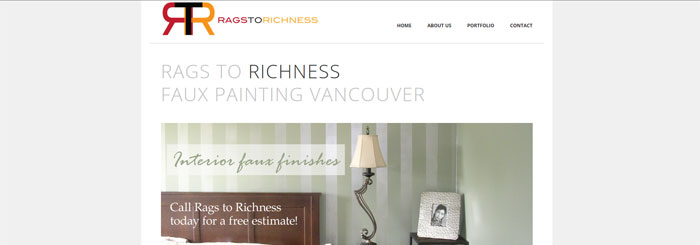Vancouver Web Design Project 2013